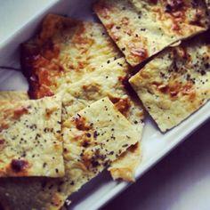 Cauliflower bread! Glutenfree <3 www.mariaharmuth.dk