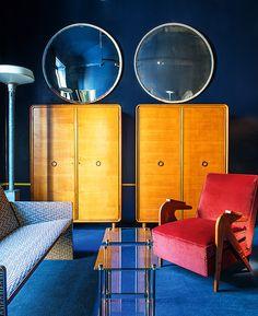 Dimorestudio: квартира-выставка, или интерьер как галерея