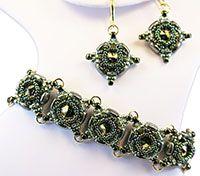 Deb Roberti's Starlight Pendant/Ornament