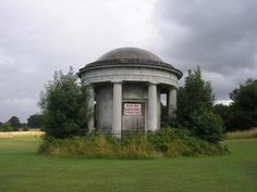 The Volunteer's Memorial - Mote Park, Maidstone
