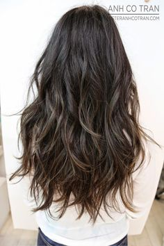PERFECT FROM ALL ANGLES AT RAMIREZ|TRAN SALON. Cut/Style: Anh Co Tran. Appointment inquiries please call Ramirez|Tran Salon in Beverly Hills: 310.724.8167