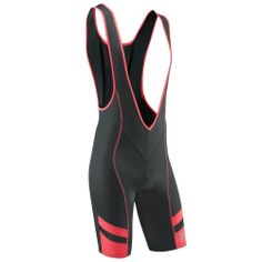 Breathable, Quick-Wicking Lycra Compression Fabric that Increases Blood Circulation and Optimizes Muscle Performance. Lycra material provide super flexibility and keep your body dry. Comfortable for long distance riding. Lightweight and extremely breathable. Performance Moisture wicking and anti-bacterial Coolmax Seat Padding.