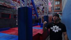 The Warrior Factory | Virtual Tour | Obstacle Course | How to train for ninja warrior | Calisthenics |
