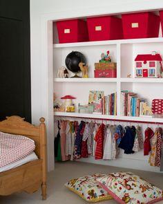 babyccinokids - Montessori wardrobe