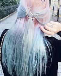 Image result for pastel hair 2017