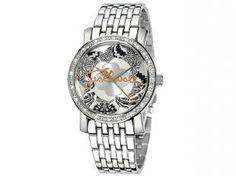 Relógio Feminino Just Cavalli Moon WJ28888Q - Analógico Resiste á Água