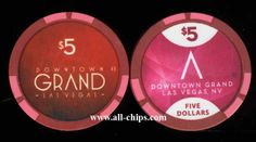 $5 Downtown Grand for sale here http://www.all-chips.com/ChipDetail.php?ChipID=17103  All-Chips.com: Casino Chips: Atlantic City Casino Chips & More: Chip Detail