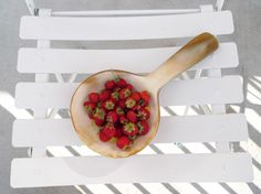 A Strawberry From Flower To Fruit (With Recipes)