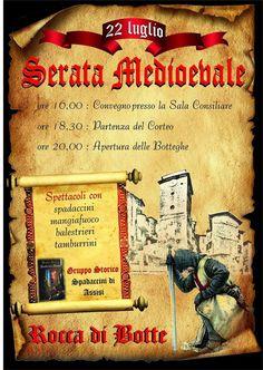 MedioEvo Weblog: Serata Medioevale a Rocca di Botte (AQ)