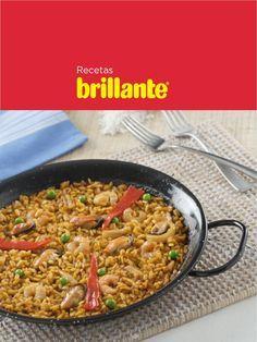 Recetario de arroz