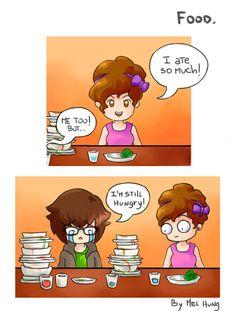 Girls be like..  http://cheesypeasy.com/2014/07/08/girls-like/  #funnypics #humor #lol #lmao #comic