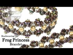 """This video tutorial from The Potomac Bead Company teaches you how to make our """"Diagonal Tile Bracelet"""" design using square stitch and your color choice of 6m..."""