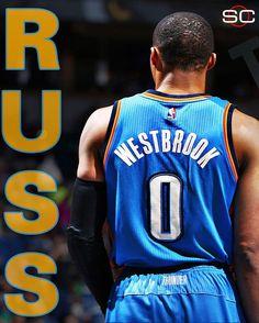 #Russ #ThunderBasketball