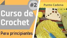 ⭐ Crochet para principiantes - Curso básico #2 - Punto Cadena En este video vas a aprender a tejer el #PuntoCadena, punto que sirve de base para nuestros proyectos al Crochet.  Crochet al cuadrado es un canal que resuelve tus dudas e inquietudes sobre el Crochet.  El objetivo principal es que aprendas y disfrutes del momento de sentarte a tejer.  #ChainStitch Visita nuestra web, donde encontrarás todos estos proyectos y más! www.crochetalcuadrado.com.ar Crochet Hats, Youtube, Goal, Slipknot, Beginner Crochet, Knit Bag, Knits, Knitting Hats, Youtubers