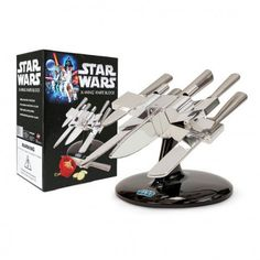 Couteaux X-Wing Star Wars