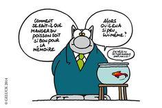 Le Chat de Geluck 2014