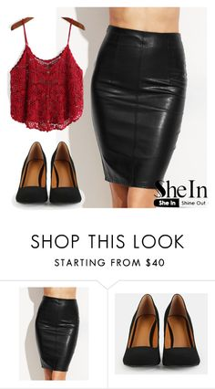 """""""#2/5 Shein"""" by ahmetovic-mirzeta ❤ liked on Polyvore"""