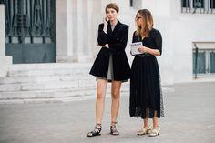 Paris Fashion Week Street Style 2017   British Vogue