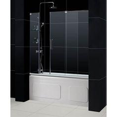 9 Best Shower Barn Door Images Bathroom Glass Doors