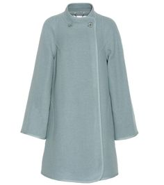 Wool-Blend Coat | Chloé - mytheresa