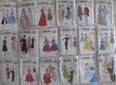 Misses' Retro Vintage Style Dress Pattern 40's 50's 60's Dresses Size 4 24 | eBay