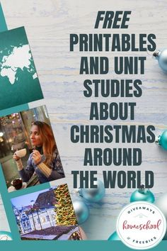 Free Printables and Unit Studies About Christmas Around the World. #ChristmasAroundtheWorld #holidaysaroundtheworld #Christmasaroundtheworldunitstudies #Christmasaroundtheworldresources Christmas Books For Kids, Christmas In Italy, Holiday Crafts For Kids, Christmas Mom, Christmas Activities, Christmas Ideas, Teaching First Grade, Student Learning, German Christmas Traditions