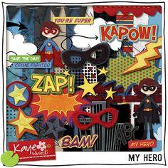 Super Hero Teacher!