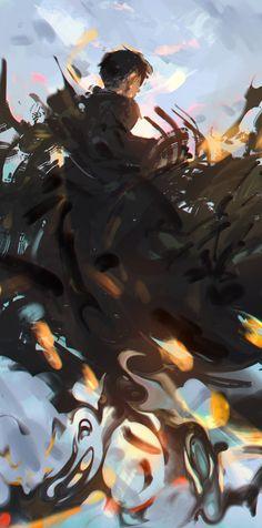 ArtStation - Unnerving, Ngoc Tran