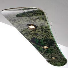 Of All Design: Snowboard Lighting