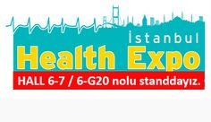 İstanbul Health Expo 2013 fuarındayız...  10 - 13 Ocak 2013 tarihleri arasında, CNR Expo İstanbul'da ilk kez düzenlenecek Health Expo Fuarı 2013 fuarı başlıyor. Kamu Hastaneleri Birliğine bağlı 87 CEO'nun ve hastane alanında yeniden yapılanmak için 30 milyar dolarlık bütçe ayıran Irak Sağlık Bakanlığı'nda heyet katılım sağlanması bekleniyor.   İstanbul Health Expo fuarında, Prestij Yazılım olarak tüm müşterilerimizi ürünlerimizi sergileyeceğimiz Salon6- deki 6-G20nolu standımıza bekliyoruz.