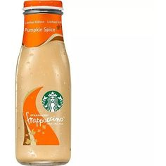 Starbucks Makes It Even More Convenient to Enjoy Pumpkin Spice... ❤ liked on Polyvore featuring food, drinks, filler and starbucks