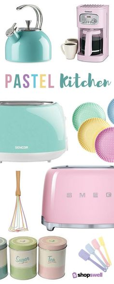 nice nice Fun, colorful, retro cooking essentials for the vintage kitchen. Shop the h... by http://www.best99-homedecorpics.us/asian-home-decor/nice-fun-colorful-retro-cooking-essentials-for-the-vintage-kitchen-shop-the-h/