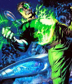 """""""You have been chosen, Hal Jordan."""" - Ivan Reis"""