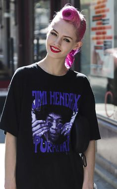 Quiero el pelo rosa pastel: Charlotte Free