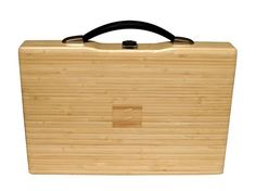 """BambooBook Case for 13"""" MacBook Pro wood bamboo small blemish on the finish"""