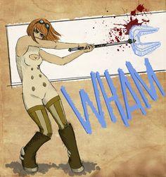 Izzy's Revenge. Indie4Fun