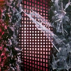 """""""Ordine caos 5"""" Tecnica: acrilico su tela cm  100x100 Anno: 2014"""