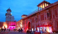 Utp India Toure & Travels এর সথ Pink City দখন