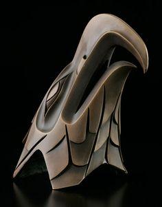 Bronze Eagle by Dempsey Bob