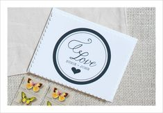 """""""Love"""" Favour Tags (free printable)"""