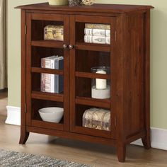 Found it at Wayfair - Devon Medium Storage Cabinet