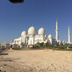 Sheikh Zayed mecset, Abu Dhabi