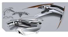Design Development: Acura Precision concept - Car Design News