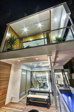 Contemporary Home in Brisbane.