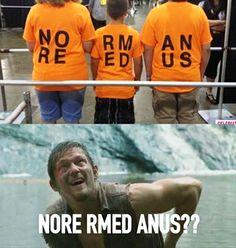 Norman Reedus...