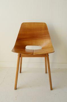 Pierre Guariche tonneau chairs