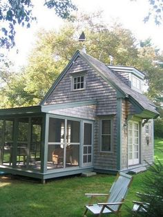 Cabins And Cottages: 30 Elegant Tiny Houses That Maximize Function and . house design small cottages 30 Elegant Tiny Houses That Maximize Function and Style Small Cottage House Plans, Small Cottage Homes, Small Cottages, Tiny House Cabin, Cabins And Cottages, Tiny House Living, Small House Plans, Small Cabins, Cottage Design