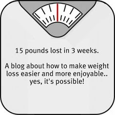 This is a very sensible approach to weight loss.   Worth READING... not just pinning...