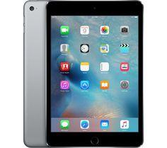 Nice iPad mini 2017: APPLE iPad mini 4 - 32 GB, Space Grey, Grey: With the new iOS 10, the Apple iPad...  Home, Garden & Office Supplies