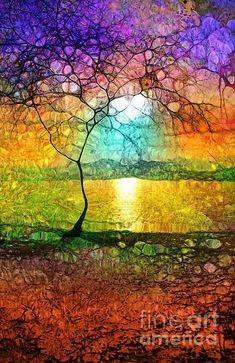 A Light Like Love Print by Tara Turner